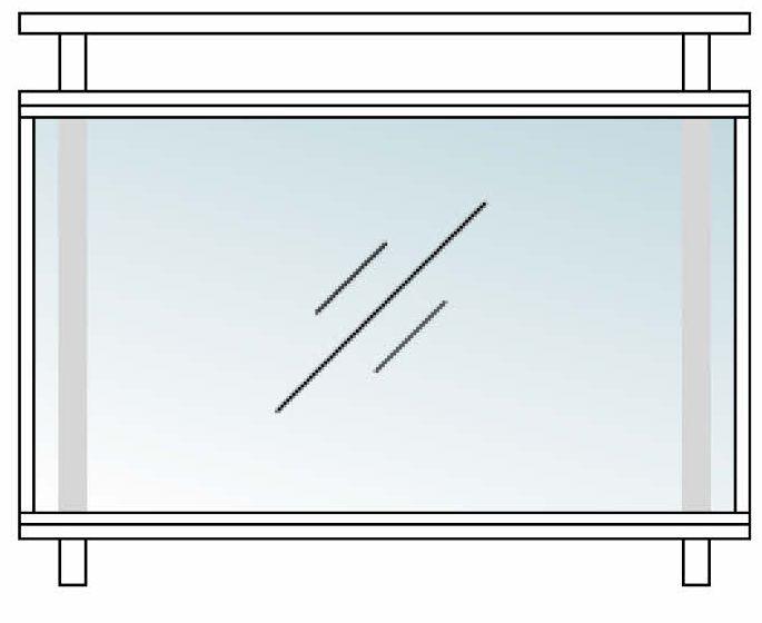 フォルム 持出ガラス枠