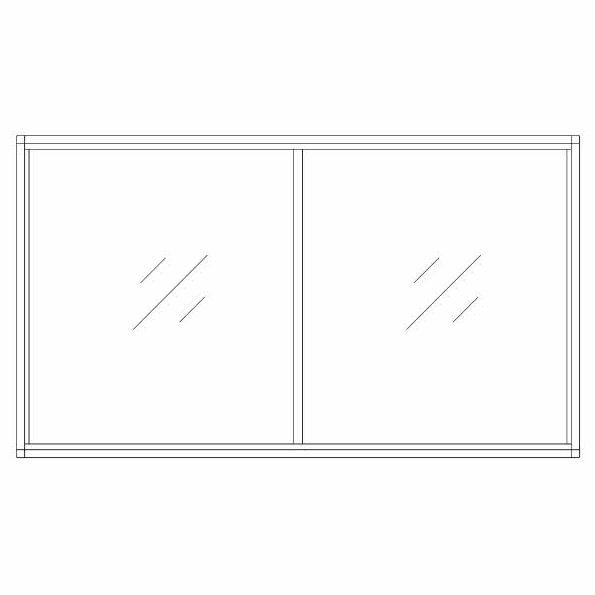 画像 面格子 5型ガラス