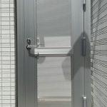 アルミ パンチング門扉